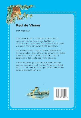 WaWa de wondervogel - Red de Visser